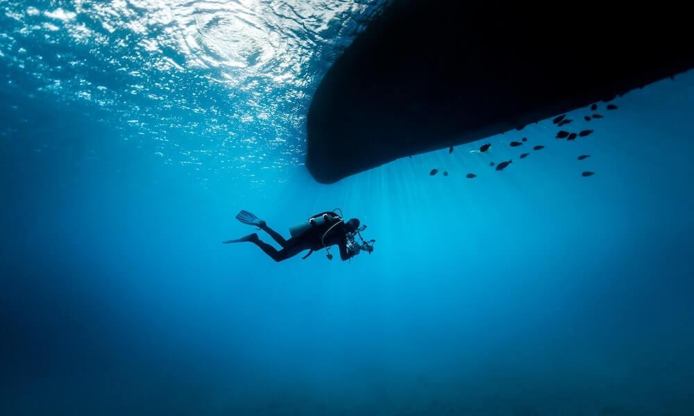 ダイビング おすすめ 水中カメラ 水中撮影 シュノーケル